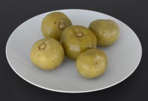 domates turşusu