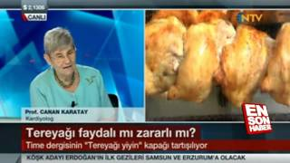 Canan Efendigil Karatay: Pidenin arasına basın tereyağını!
