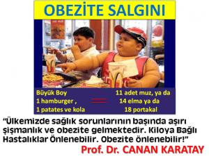 obezite önlenebilir