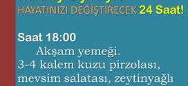 Karatay Diyeti'yle HAYATINIZI DEĞİŞTİRECEK 24 Saat!